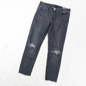 All Saints Skinny Jeans-Ripped Knees